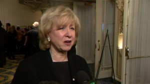 'He will leave a legacy of great damage': ex-PM Kim Campbell comments on US President Trump