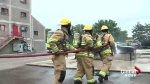Lethbridge fire recruits near end of training: 'I've pushed them very hard'