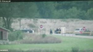 Raw video: Inmates escape from Ohio prison