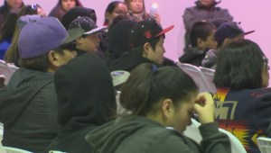 Blood Tribe combating a rise in the illicit drug trade
