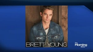Brett Young performs 'In Case You Didn't Know' on The Morning Show