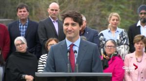 Trudeau on Northern Gateway pipeline route: The Great Bear rainforest is no place for a pipeline
