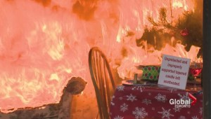 Firefighters remind public of dangers associated with holidays