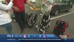 Finding the right car seat