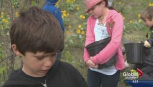 Okanagan residents celebrate Earth Day
