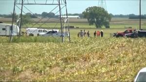 Hot air balloon crash in Texas declared a 'major accident'
