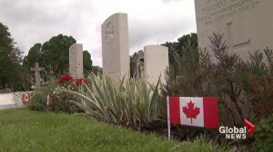 Sacrifices of Newfoundland regiment in Battle of Somme honoured