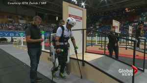 'Cyborg Olympics' aims to spur development in assistive technology