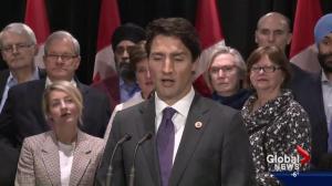 Prime Minister Trudeau backtracks on Alberta oilsands comment
