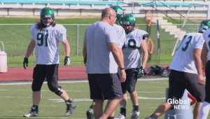Saskatchewan Huskies football defence on quest for consistency