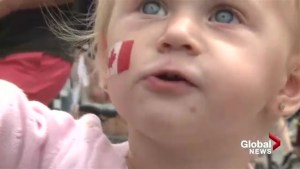 Canada Day: Sights and sounds from Calgary