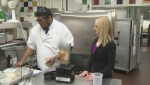 Healthy smoothie recipes from the head chef at the Fairmont Hotel with Global's Shannon Cuciz.