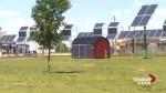 Town of Vulcan unveils solar park