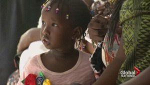 Harper pledges vaccination funding boost to Africa