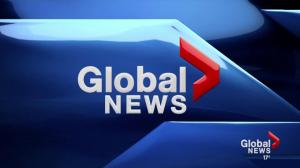 Global News at 5 Edmonton