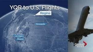 Regina airport setbacks