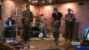 Edmonton band holds 24-hour music fundraiser for Alberta Cancer Foundation