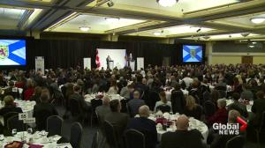 Nova Scotia premier says province is 'moving in the right direction'