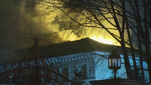 Bridle Path mansion destroyed by fire