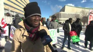 Montrealers hold march to honour victims of Burkina Faso attacks