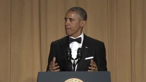 Highlights from White House Correspondents' Dinner