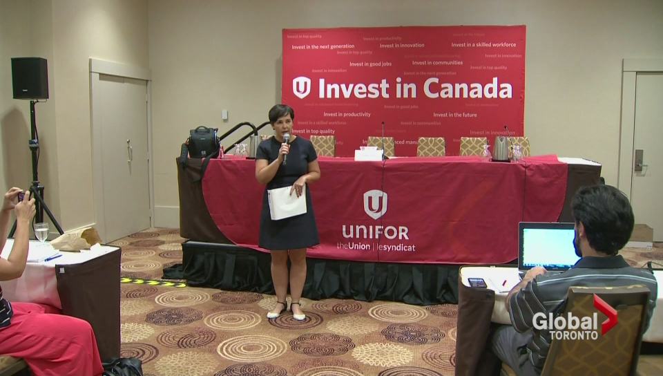Unifor still in talks with GM as contract expiration looms