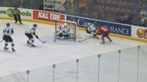 Vernon Vipers take game one against Penticton Vees