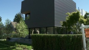 Controversial Point Grey 'Cube House' up for sale