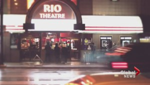 Rio Theatre launches campaign to light up famous sign