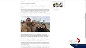 PC candidate posts blog questioning NDP