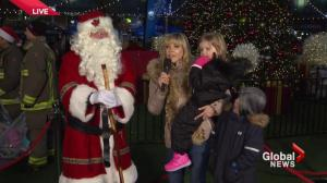 Global News Toy Drive Live: how does Santa prepare for Christmas?