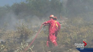 Hot Okanagan weather brings increased risk of heat related illness at work