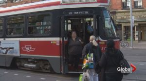 Toronto Police crackdown on drivers zipping past open door streetcars