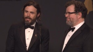 Casey Affleck regrets not mentioning children during Best Actor speech