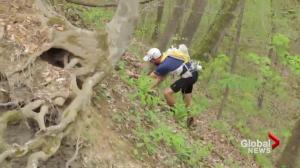 Enduring the exhausting Barkley Marathons