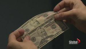 Counterfeit American money in Halifax