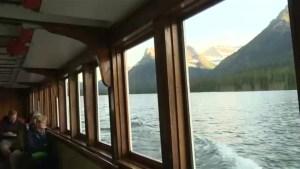 A southern Alberta cruise ship marks a major milestone