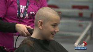 Edmonton health matters: Hair Massacure & Spinning for Smiles