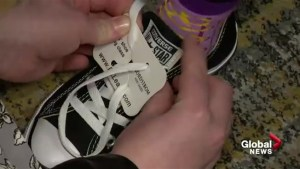 Nordstrom's shoe tying class takes the stress off Calgary parents