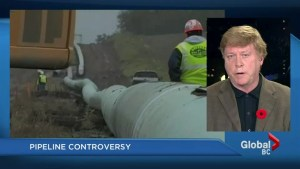 Possible fallout from U.S. rejecting Keystone