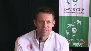 Davis Cup preview: Daniel Nestor