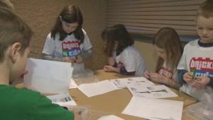 Winnipeg kids learn with Lego