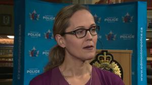 Edmonton woman thankful police took hate crime complaint seriously