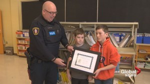 10-year-old Maritime boy hailed a 'hero' for saving friends life