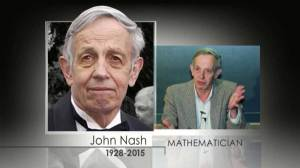 'A Beautiful Mind' mathematician John Nash, wife killed in car accident