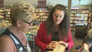 Former Okanagan MLA flogs new book about Christy Clark
