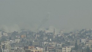 Conflict in Gaza intensifies