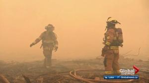 University of Alberta researchers seek Fort McMurray firefighters for study