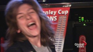 Cory Palfalvi's ode to the Habs goes viral