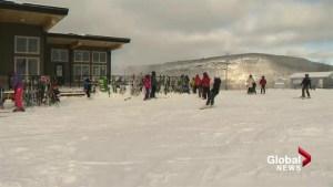 Fresh snow allows Poley Mountain to open runs